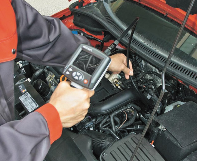 Автомобильный видеоэндоскоп